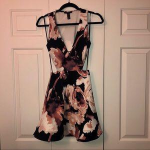 Floral dinner dress
